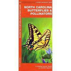 North Carolina Butterflies & Pollinators (Pocket Naturalist® Guide)