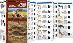Africa Animal Tracks (Pocket Naturalist® Guide)