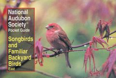 Songbirds and Familiar Backyard Birds: East (National Audubon Society® Pocket Guide)