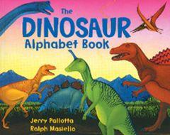 Dinosaur Alphabet Book (The)