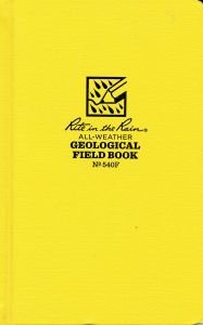 All-Weather Geology Field Book (Rite-In-The-Rain®)