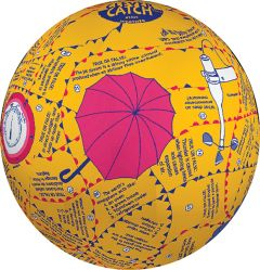 Weather Instructional Play Ball (Clever Catch®)