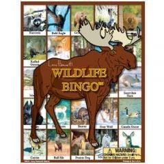 Wildlife Bingo Game