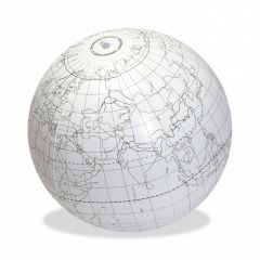 Write-On Globe Instructional Play Ball (Clever Catch®)