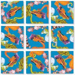 Seahorses Scramble Squares®