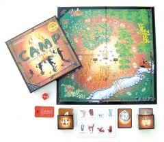 Camp: The Game that Grows with You