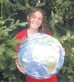 """Earthball (16"""" Diameter)"""