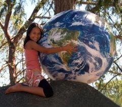 Earthball (One Meter Diameter)