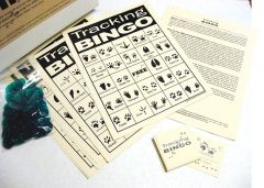 Tracking Bingo Game (Small Group Kit)