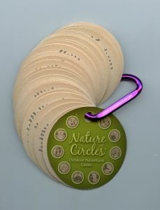 Nature Circles® Outdoor Adventure Card Set