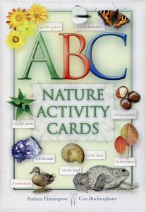 A B C Nature Activity Cards