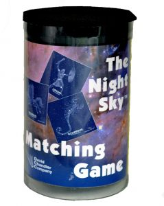 Night Sky Constellation Matching Game