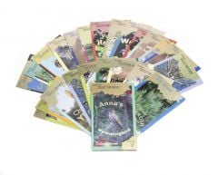 California Natives Trading Card Set (24 Random Cards in Waterproof Case)