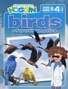 Birds of North America Game (Professor Noggin's®)