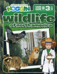 Wildlife of North America Game (Professor Noggin's®)