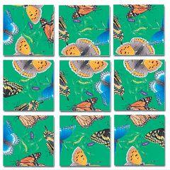 Butterflies Scramble Squares®