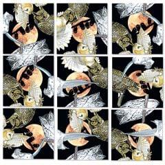 Owls Scramble Squares®