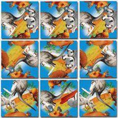 Australian Wildlife Scramble Squares®