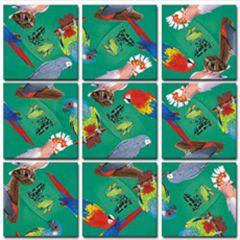 Parrots Scramble Squares®
