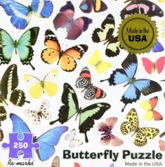Butterfly (250 Piece Puzzle)