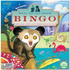 What Do You Know? Bingo