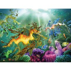 Here Be Sea Dragons (500 Piece Puzzle)