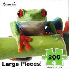 Frog (200 Piece Puzzle)