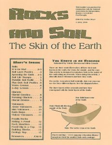 Rocks & Soil: The Skin of the Earth (NAI Interpretive Booklet Series)