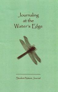 Journaling At The Water'S Edge