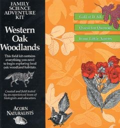 Oak Woodlands Family Science Adventure Kit®