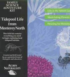 Tidepool Life Family Science Adventure Kit® (Monterey to Oregon)