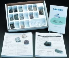Classifying Sedimentary, Igneous, and Metamorphic Rocks Lesson Kit