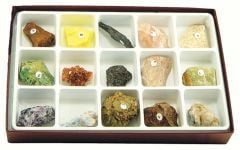 Colorful Minerals (Specimen Collection)