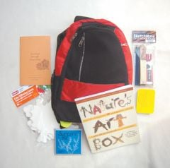 Get Outdoors!® Nature Art Field Pack