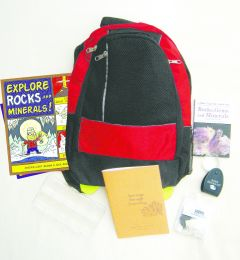 Get Outdoors!® Rocks and Minerals Field Pack