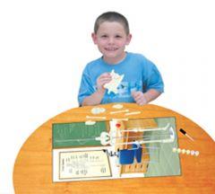 Human Skeleton Replica Kit