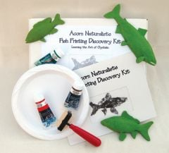 Freshwater Fish Printing Discovery Kit®