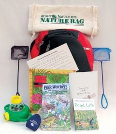 Get Outdoors!® Pond and Stream Discovery Field Pack