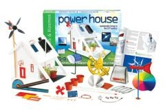 Power House Activity Kit: Sustainable Living for the 21st Century