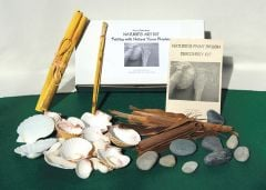 Nature's Art Discovery Kit®: Painting with Natural Yucca Brushes