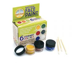 Earth Clay Face Painting Kit