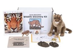 Wildlife Discovery® Kit: Cougar