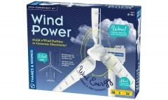 Wind Power Renewable Energy Science Kit 4.0