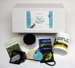 Budding Naturalists® Pond Explorer Adventure Kit (Ages 8 - 12)