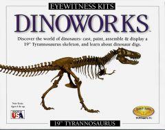 Tyrannosaurus Rex Casting Kit (Eyewitness Kits)
