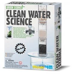 Clean Water Science Kit (Green Science Series)