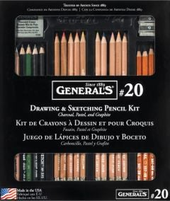 Complete Drawing Pencil Kit