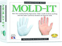 Mold-It Casting Kit (Eyewitness Kits)