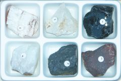 Mineral Identification by Fracture (Specimen Collection)
