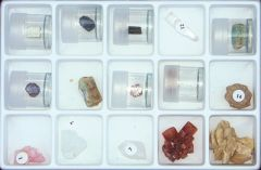 Natural Crystals (Specimen Collection)